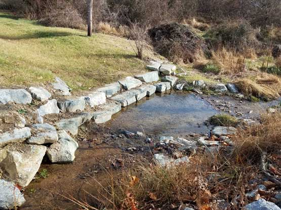 Outfall Remediation & Stream Restoration