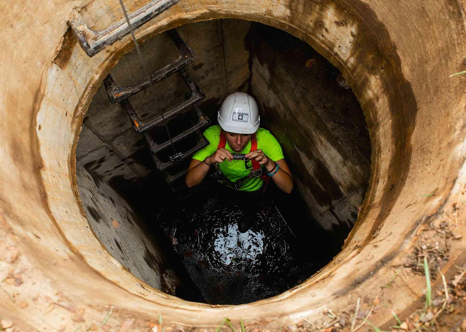 Underground Maintenance